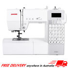 Janome DC6030 Computerised Sewing Machine, NEW, Quilting, Dressmaking, Patchwork