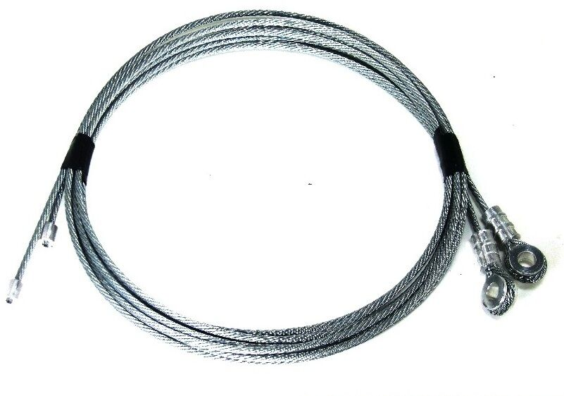 Whiting Style Box Truck Roll Up Door Cables For Doors