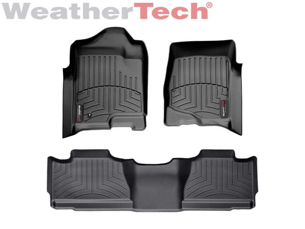weathertech u00ae digitalfit floorliner - 2007-2013
