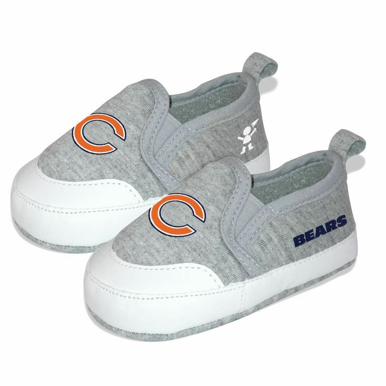 Chicago Bears Nfl Team Logo 2012 Pre Walk Baby Toddler