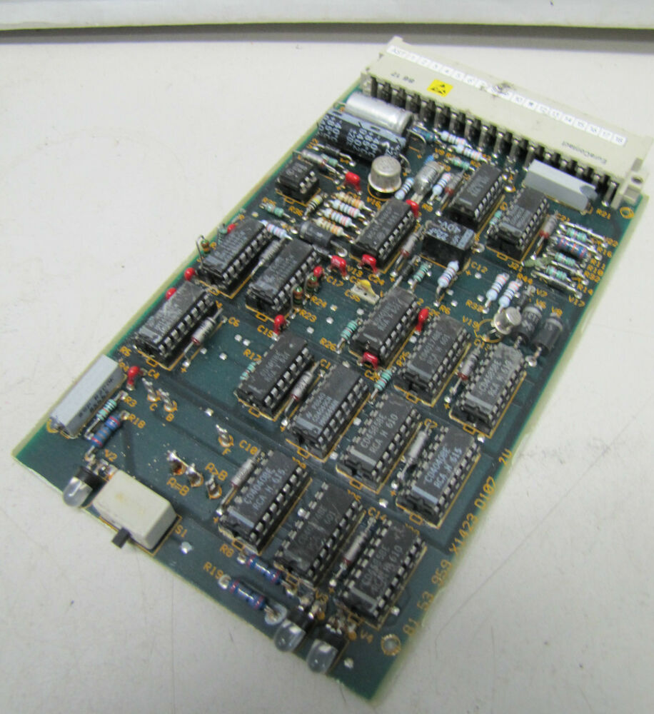 Main X Ray Circuit Board Ask Answer Wiring Diagram Generator Siemens Philips 81 53 959 X1423 D107 8153959 Ebay Projects