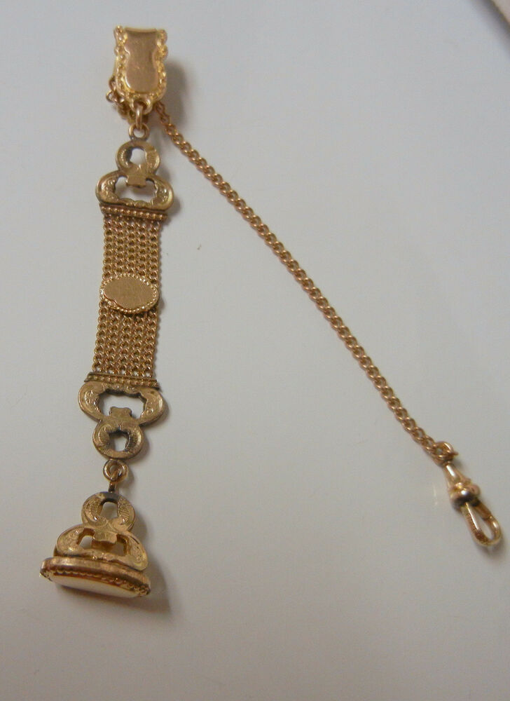 how to fix a pocket watch chain