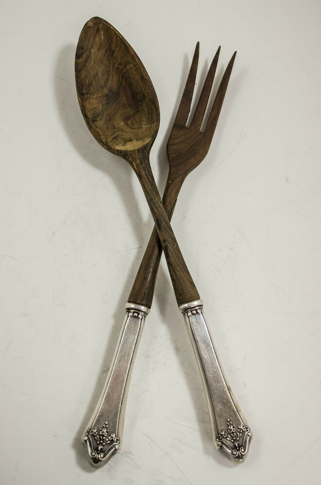 how to make wooden spoons and forks