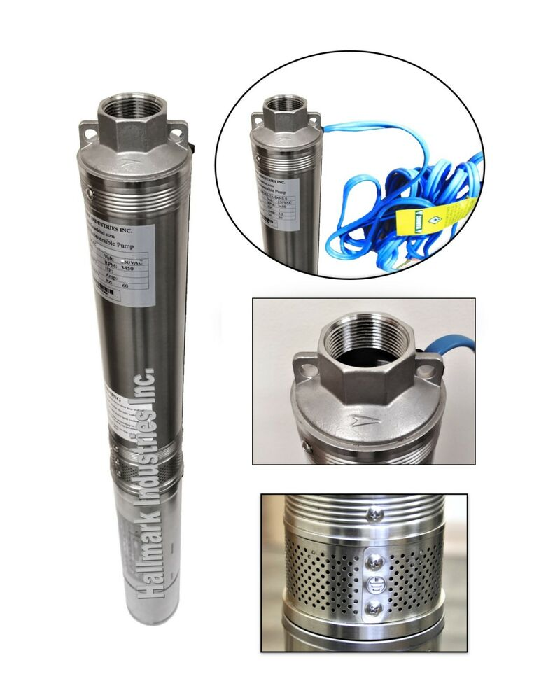 submersible well pump submersible pump deep well 4