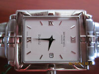 Raymond Weil Parsifal Stainless Steel Mens Watch-Model 9331-ST-00307-White Dial