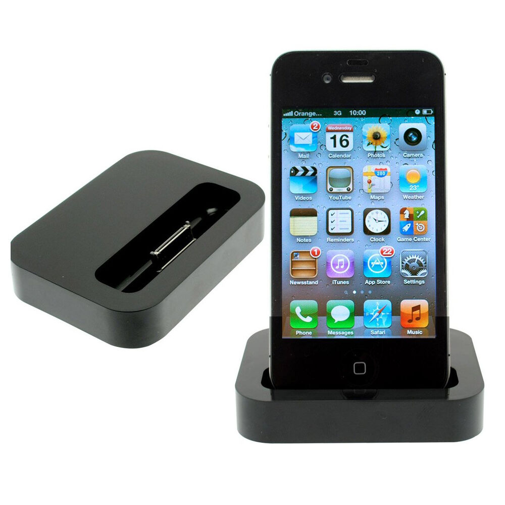 desktop dock charger cradle stand docking station for. Black Bedroom Furniture Sets. Home Design Ideas