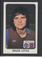 Panini - Football 79 - # 40 Brian Little - Aston Villa