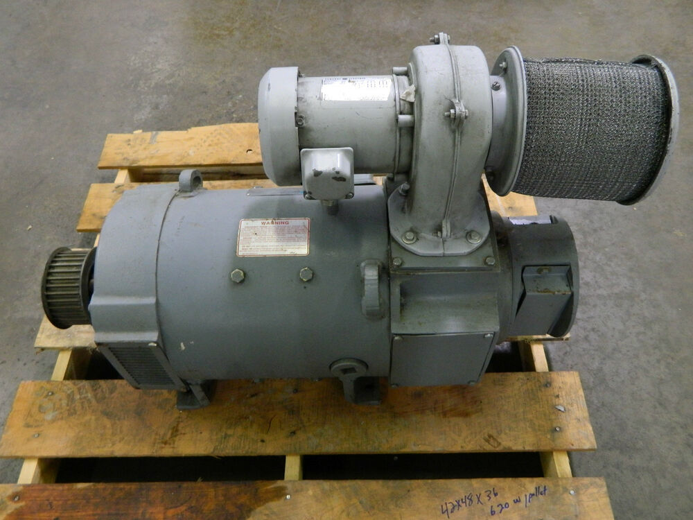 Ge 5cd174ca800a800 7 5hp 7 5 hp dc eurotherm motor 650 for 500 hp dc motor