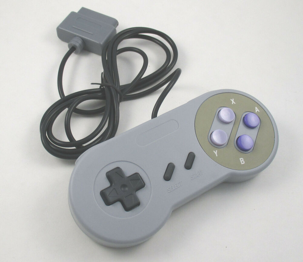 USA SELLER: New Super NES SNES Controller Replacement | eBay