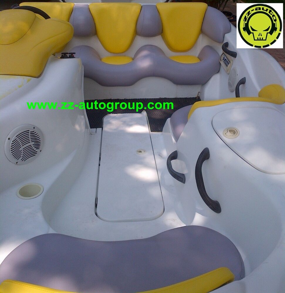 New Seat Covers Upholstery Set For Sea-Doo Speedster 1997