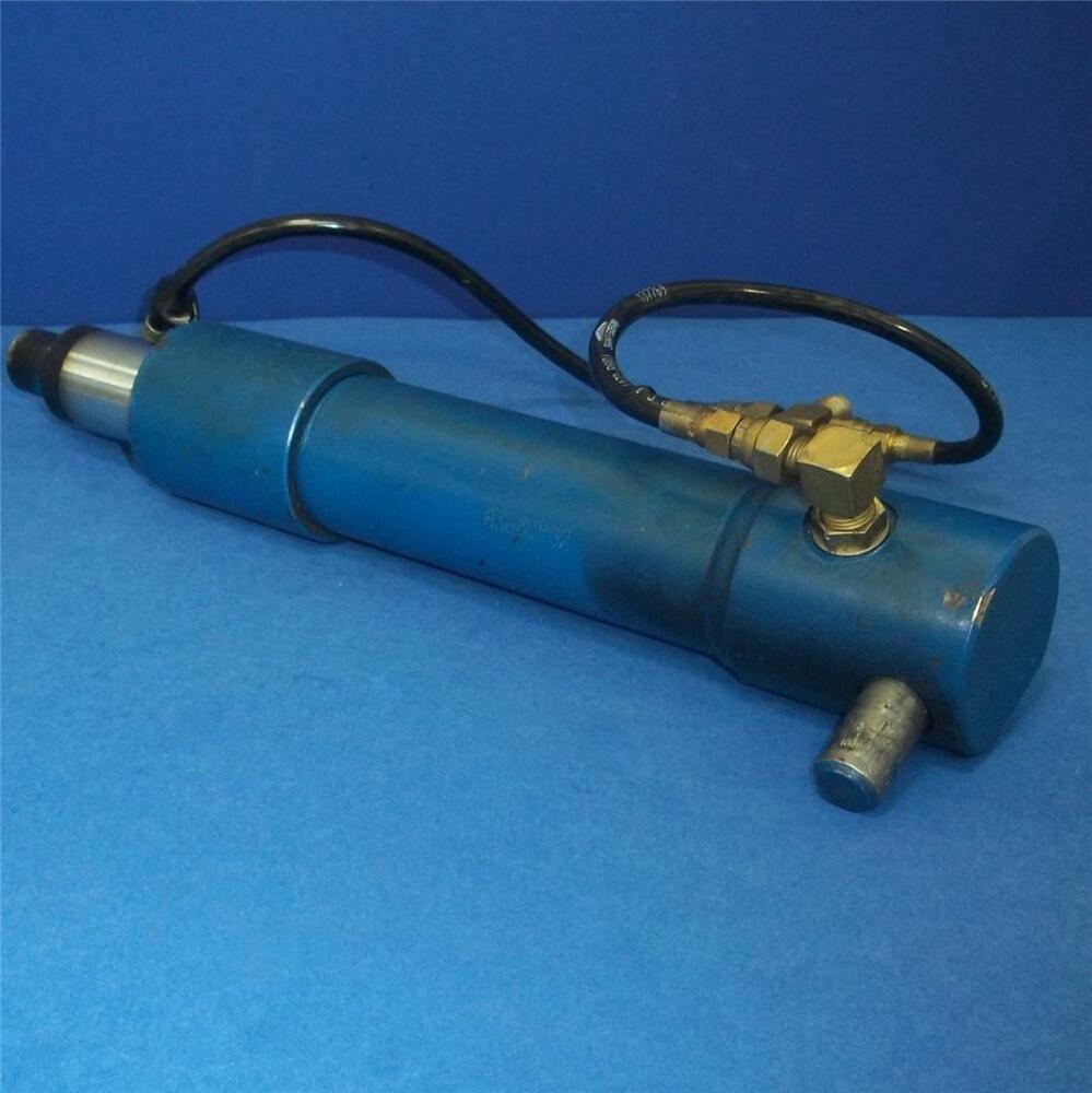 Cylinder Lifting Equipment : T s equipment hydraulic lift cylinder a cr ebay
