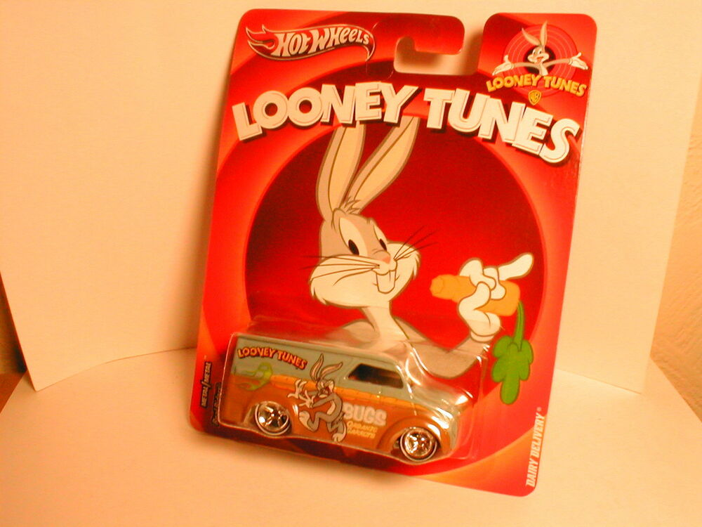 2013 hotwheels nostalgia looney tunes bugs bunny dairy delivery real riders rr ebay. Black Bedroom Furniture Sets. Home Design Ideas