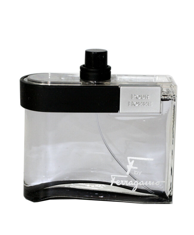 Perfume Tester Review: F By Salvatore Ferragamo 3.4 Oz Edt Spray Tester For Men Cologne 3.3 NEW