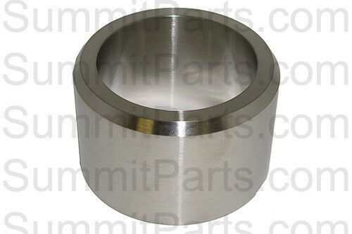 Stainless steel bushing shaft seal sleeve for lb huebsch