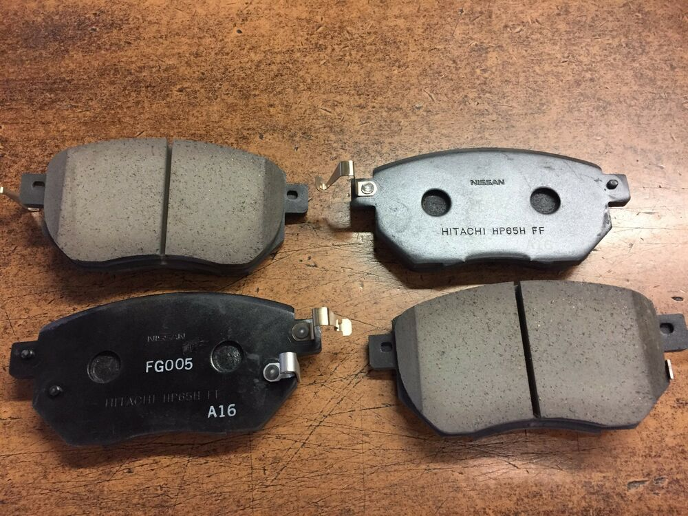 New Oem Factory Nissan Front Brake Pads 2010 2011 Murano