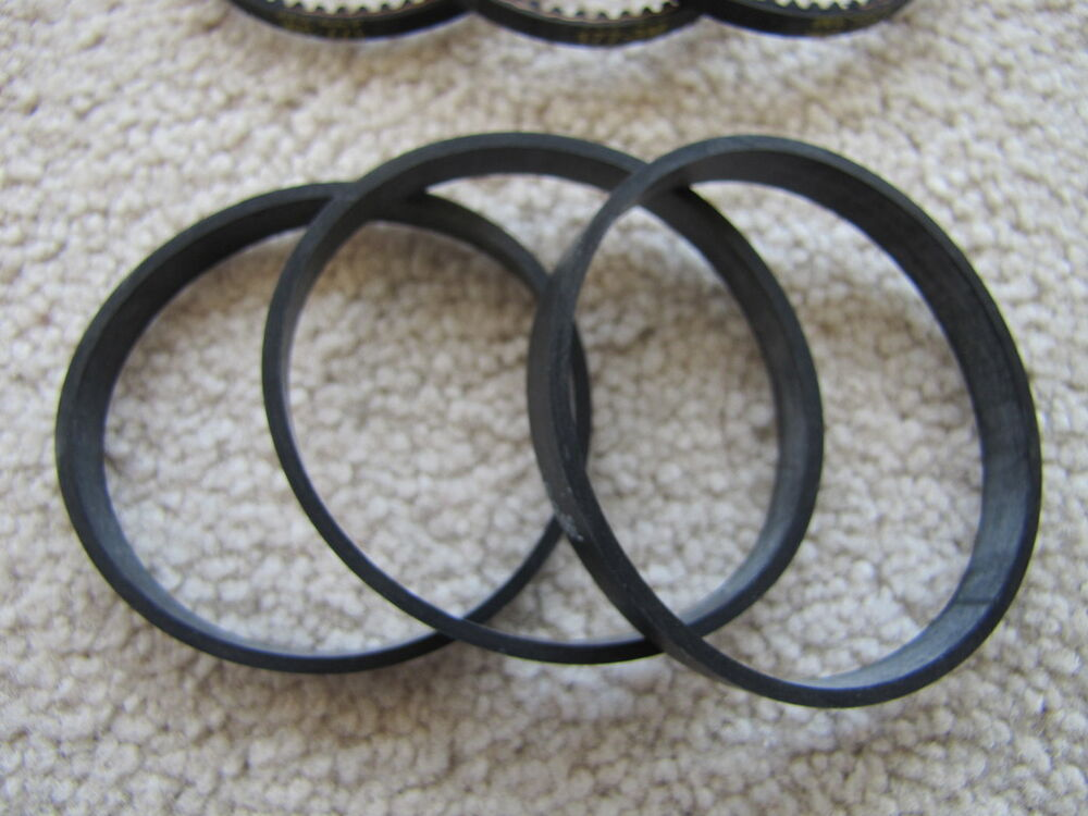 Vacuum Cleaner Belts Replaces Sears Kenmore 5272 And 116