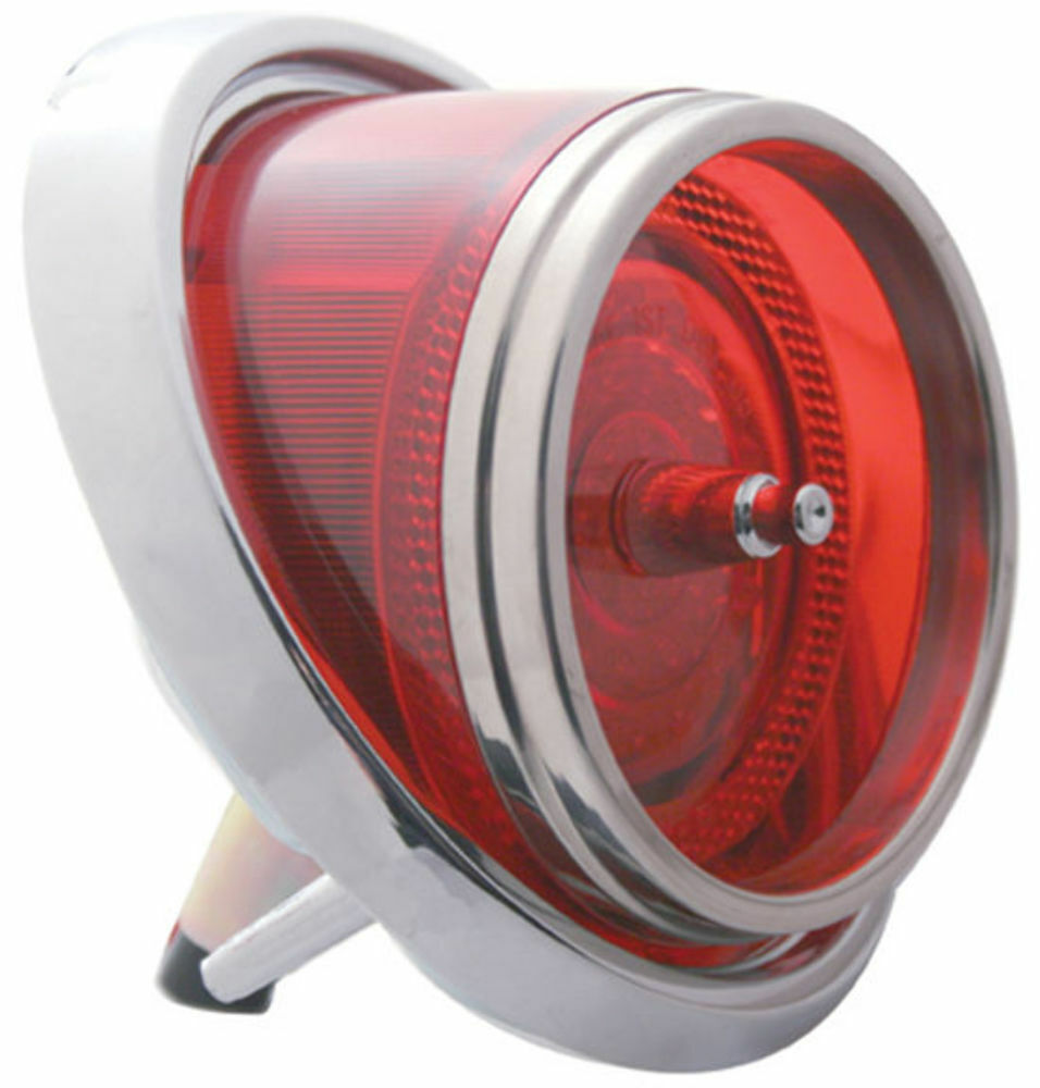 Tail Light Lens Assembly : Chevy impala led tail light assembly left ea ebay