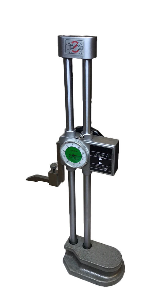 Digital Measuring Instrument : Rdgtools digital height gauge quot mm measuring