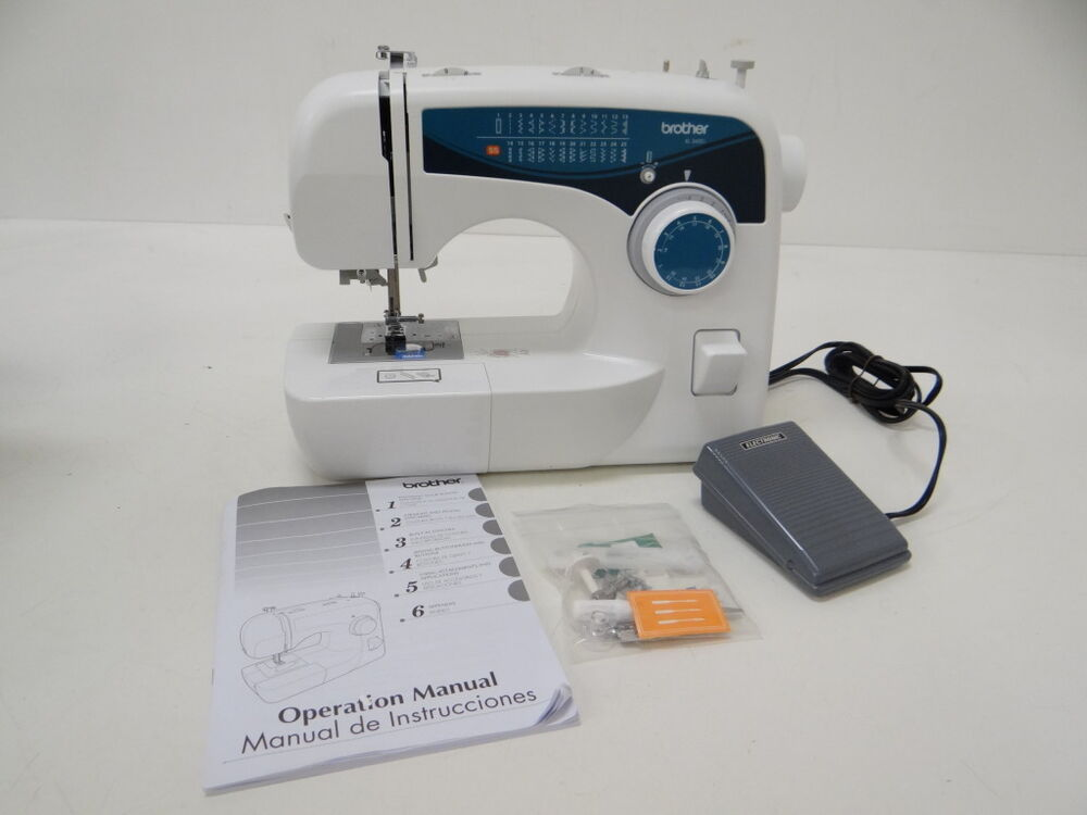Replacement parts brother xl2600i sew advance 25 stitch for Machine a coudre xl 2600 brother