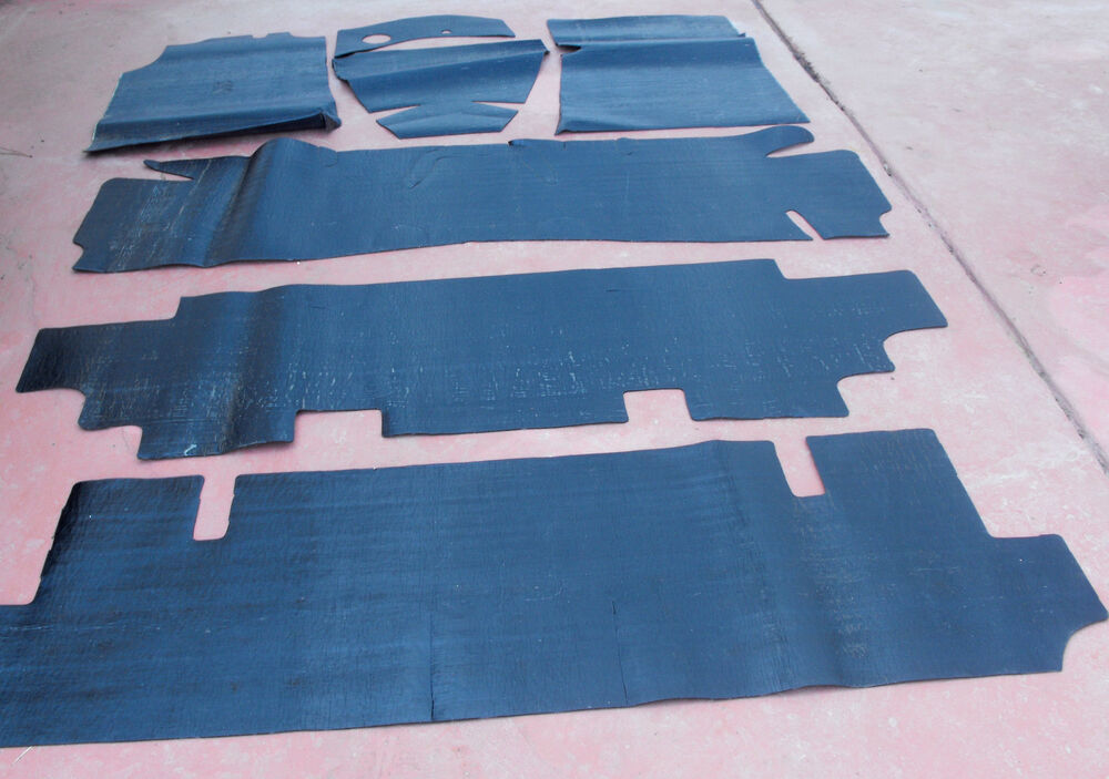 68 72 Chevelle Carpet Underlay Sound Deadener Insulation