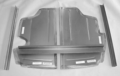 Ford Trunk Floor Pan Floorboard Repair Kit 1941 1942 1946