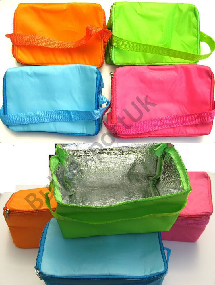 insulated cool baby picnic cooler lunch bag box childs. Black Bedroom Furniture Sets. Home Design Ideas