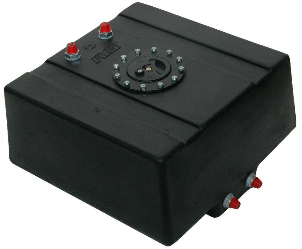 New Rci 8 Gallon Drag Racing Fuel Cell W Safety Foam Amp 2