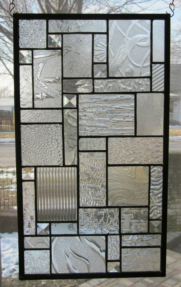 Star Dust Stained Glass Window Panel Ebsq Artist Transom
