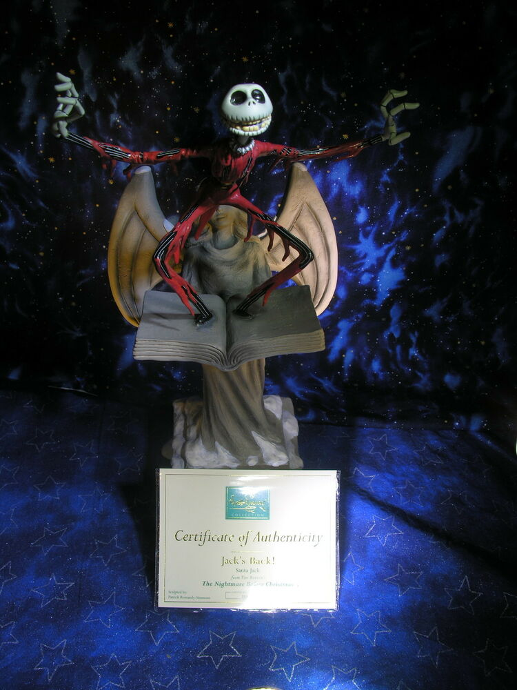Nightmare Before Christmas Statue
