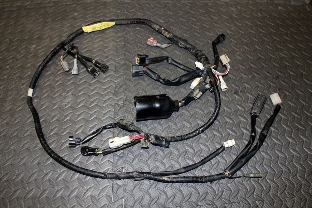 2004 2005 Yamaha Yfz450 Complete Factory Oem Uncut Wiring