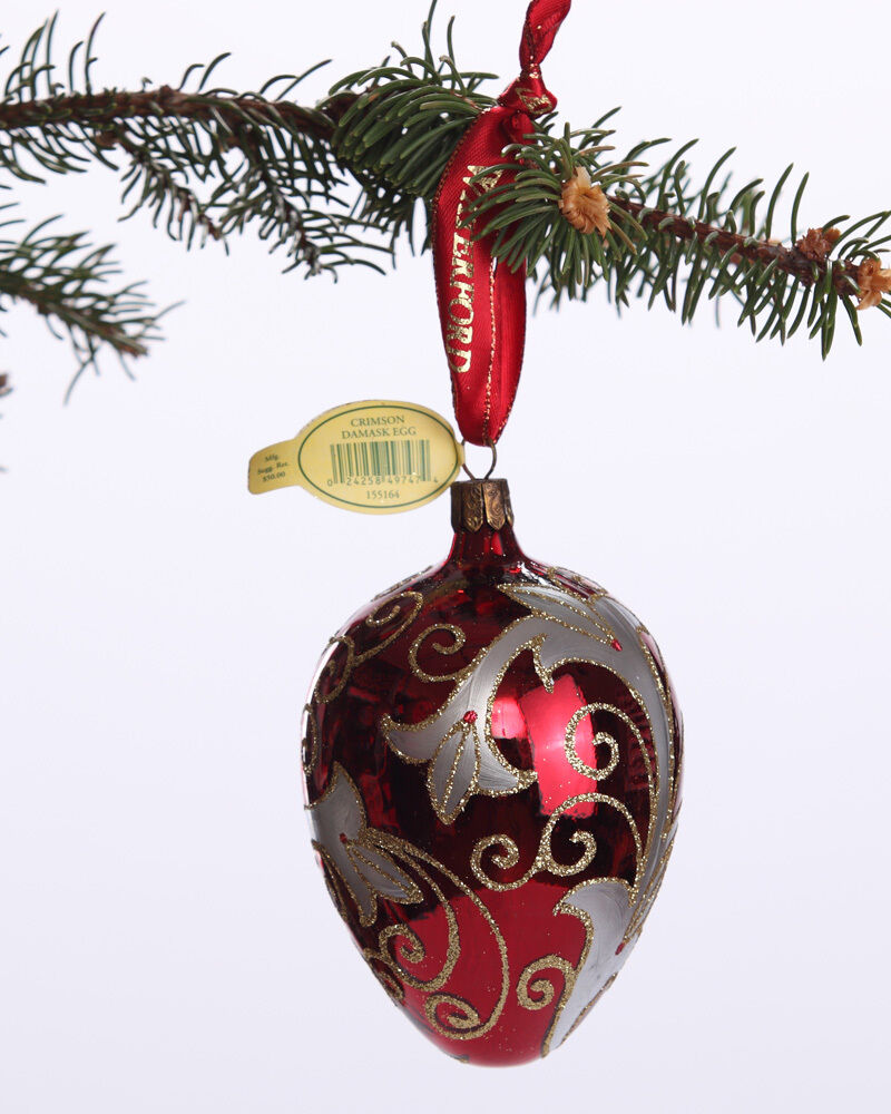 Waterford Christmas Tree Ornaments