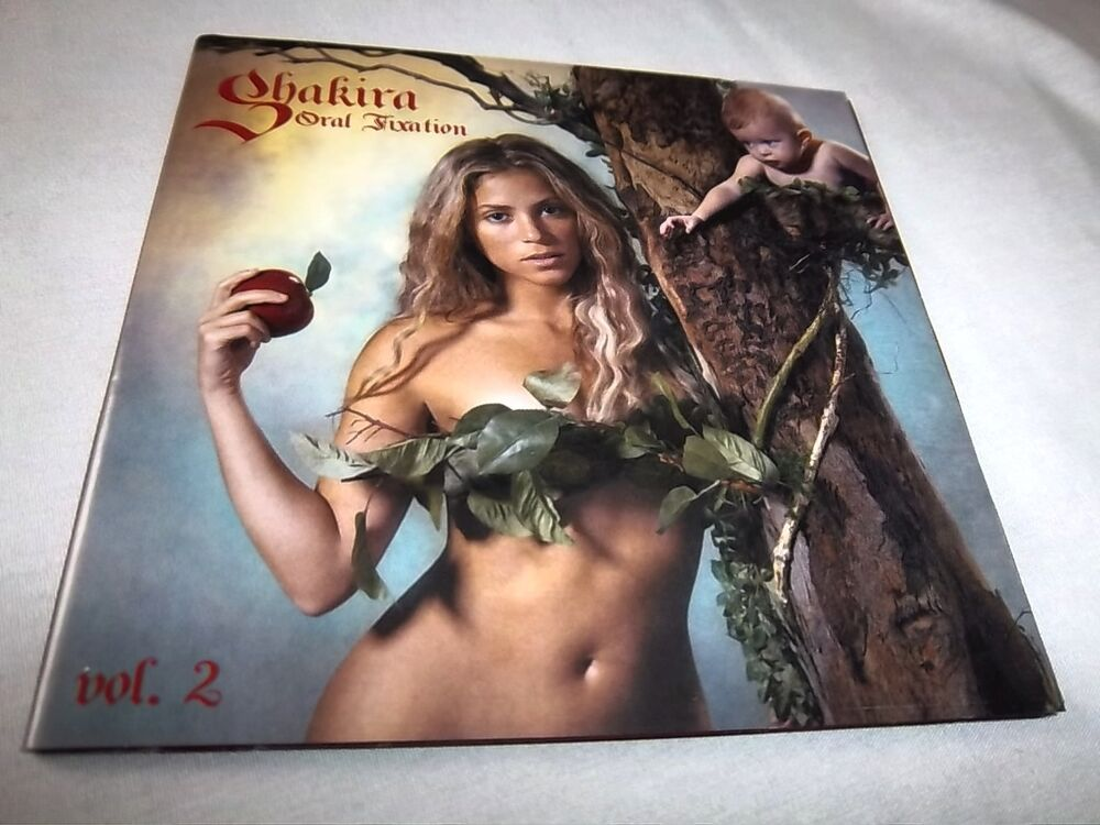 Shakira - Oral Fixation Volumes 1 & 2 CD, Album at Discogs