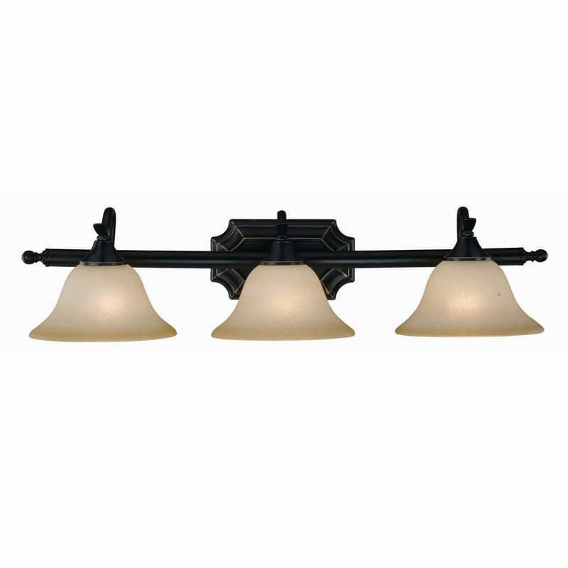 bronze light fixtures rubbed bronze 3 bulb bathroom light wall sconce 28913