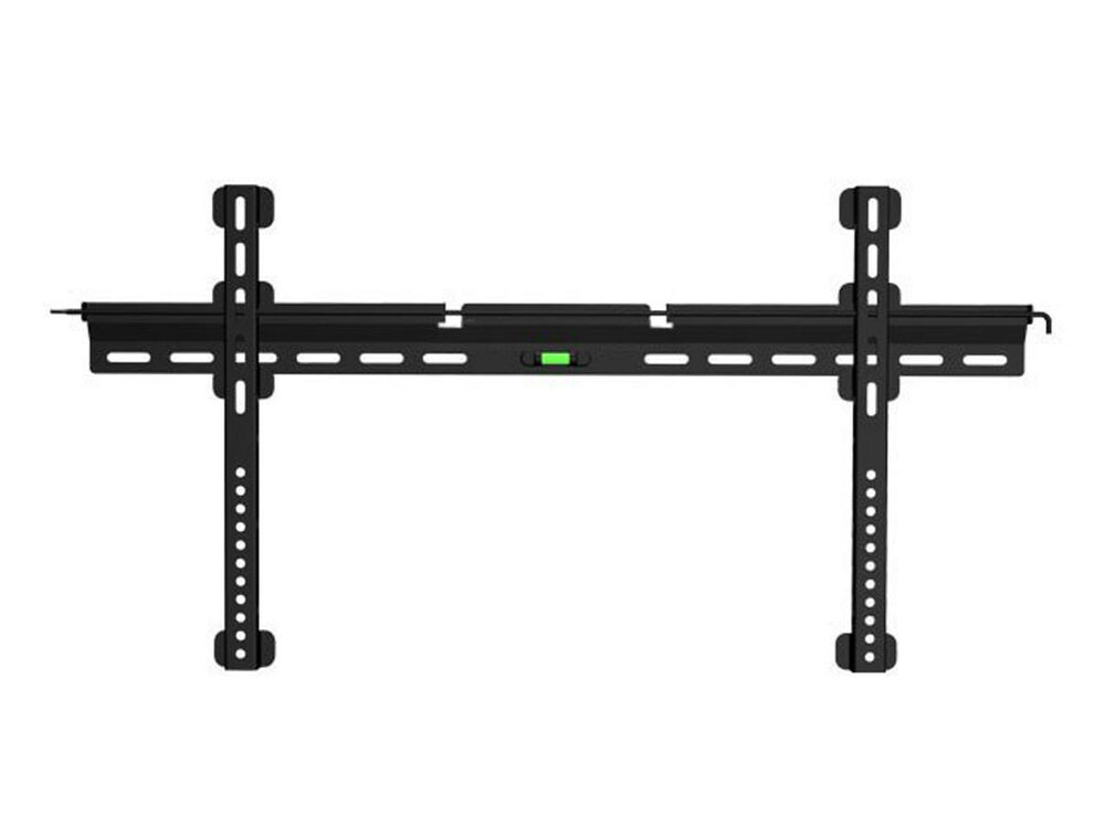 ultra slim low profile tv wall mount bracket for led lcd plasma 37 63inch ebay. Black Bedroom Furniture Sets. Home Design Ideas