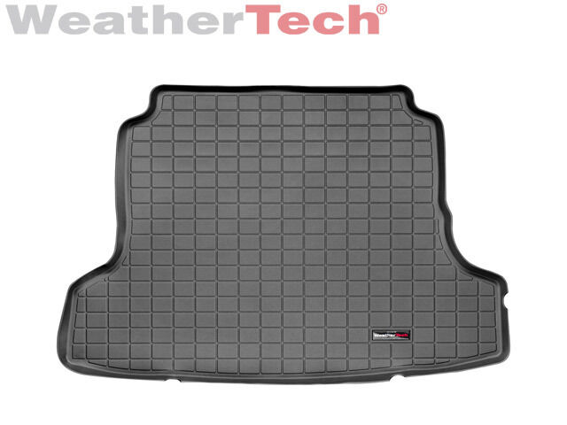 Weathertech 174 Cargo Liner Trunk Mat For Nissan Altima Coupe 2008 2013 Black Ebay