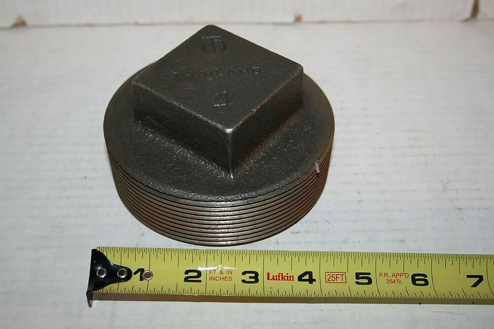 Oem morrison clay bailey quot square head cast iron