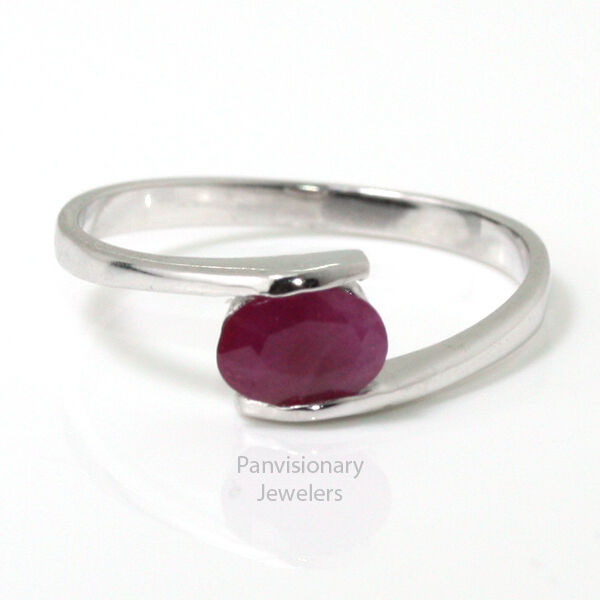 Ruby And Garnet Mothers Ring