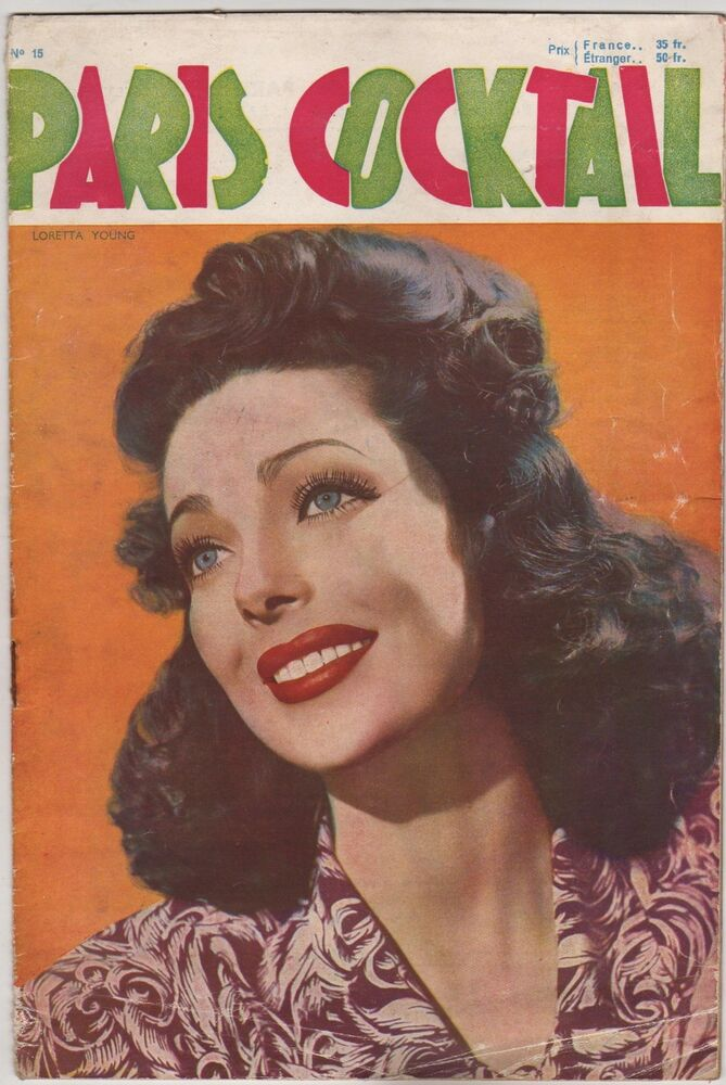 LINDA DARNELL on cover...