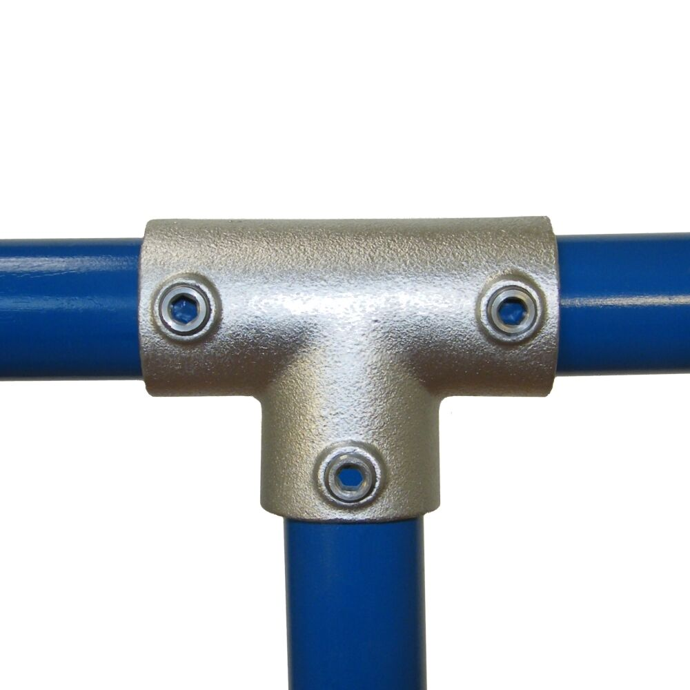 Interclamp tube clamp pipe keyclamp long tee ebay