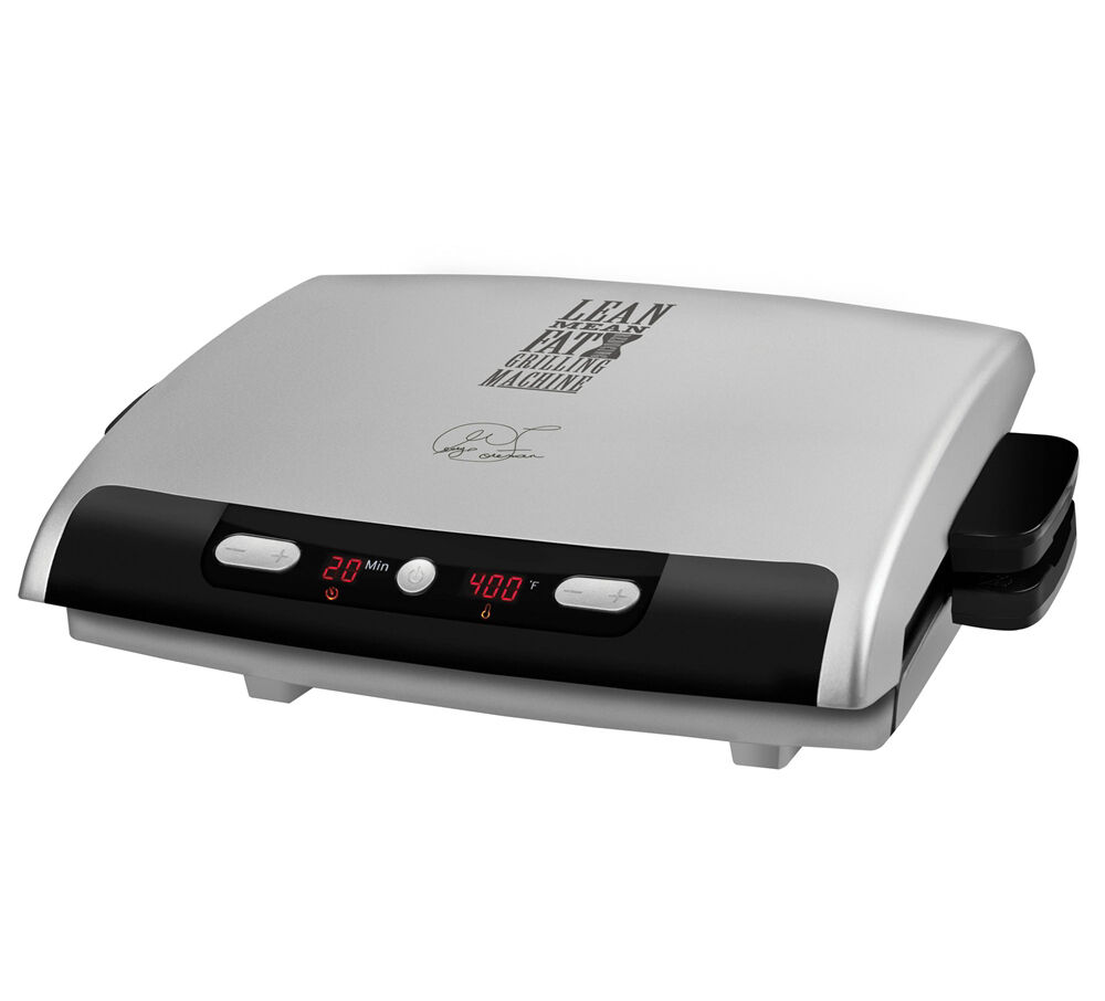 New george foreman grp99 next generation grill with nonstick removable plates ebay - Buy george foreman grill ...