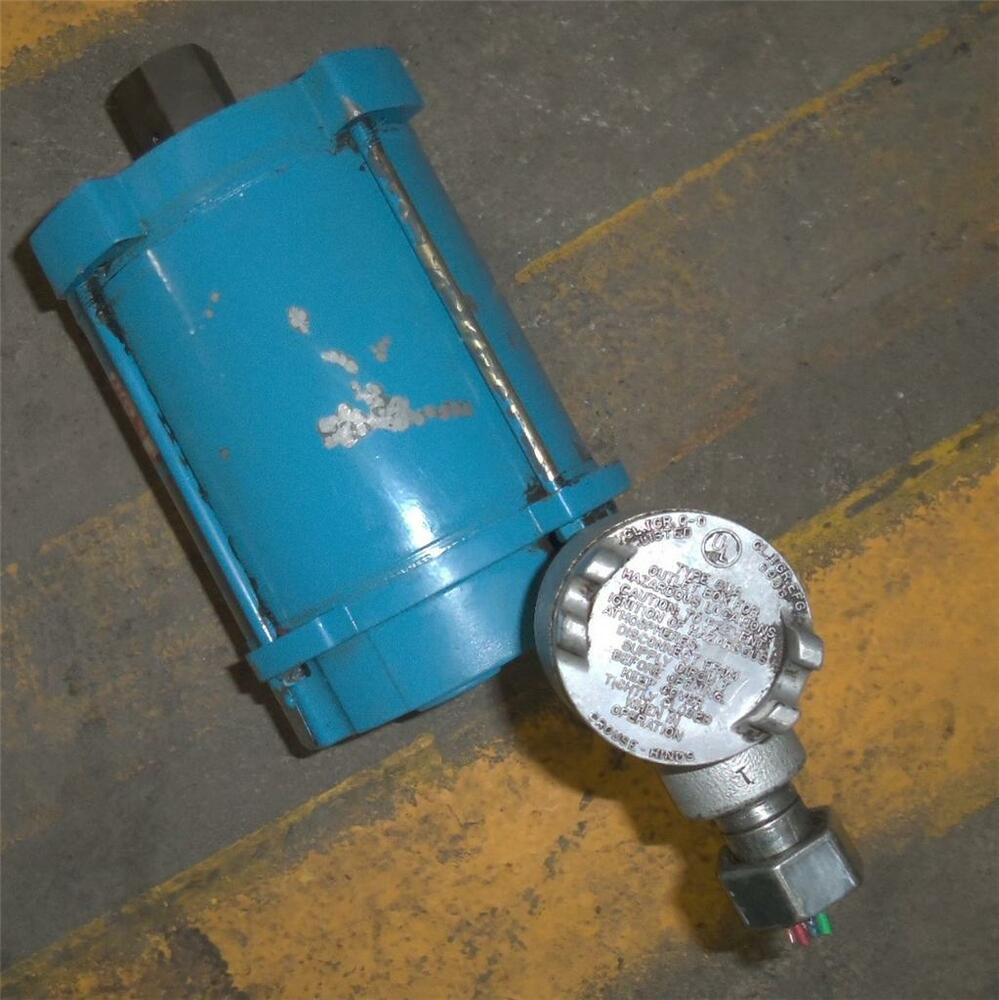 General Electric 1 3hp 230 460v Ac Explosion Proof