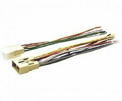 metra 70 1761 1987 up toyota car wire harness ebay