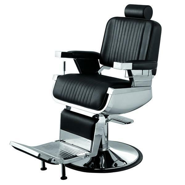 "ags salon equipment new ""constantine"" barber chair hair"