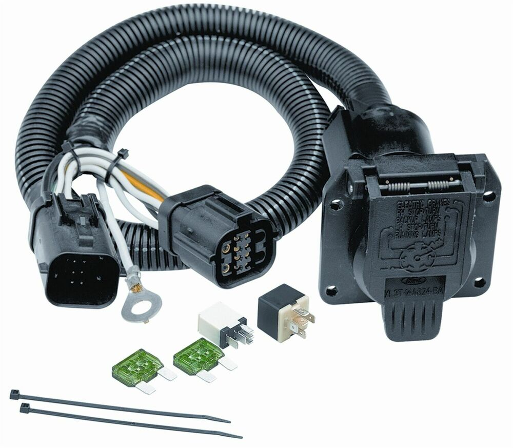 chevy pickup oem tow package wiring harness Images Gallery. tow ready  118242 replacement oem tow package wiring