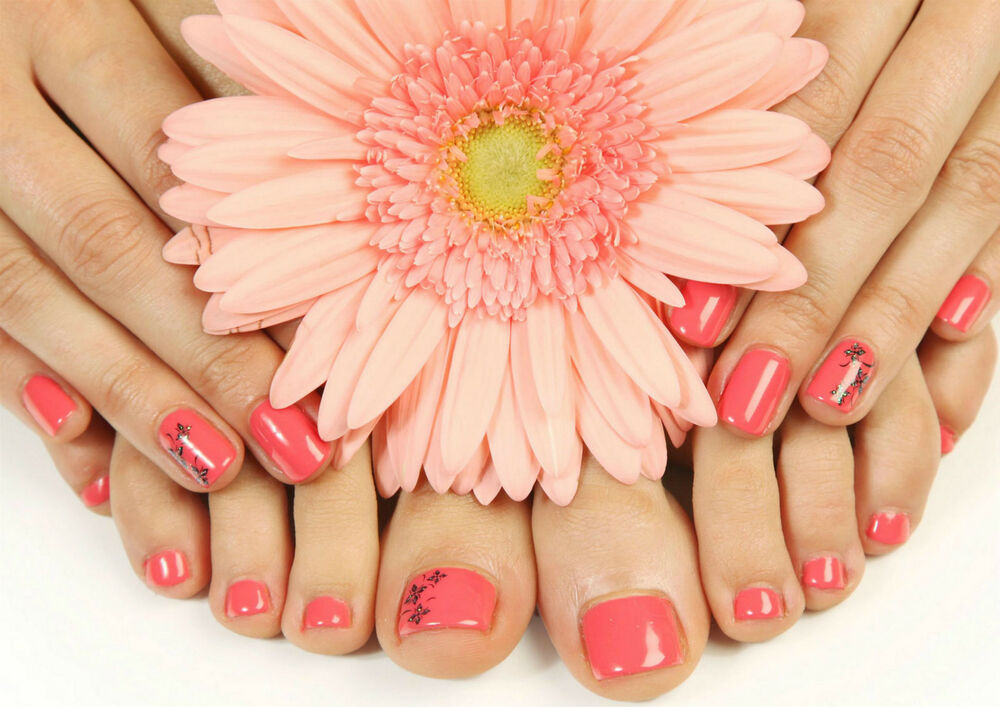 beauty nails and spa