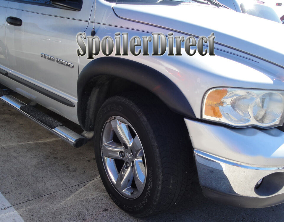 03 09 Dodge Ram Factory Style Fender Flares Front Amp Rear