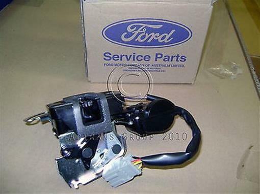Genuine Ford Ba Bf Falcon Door Lock Latch Actuator Rhf Gt 28