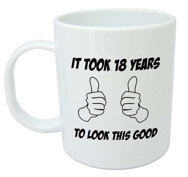 Funny 18th Birthday Gifts For Men
