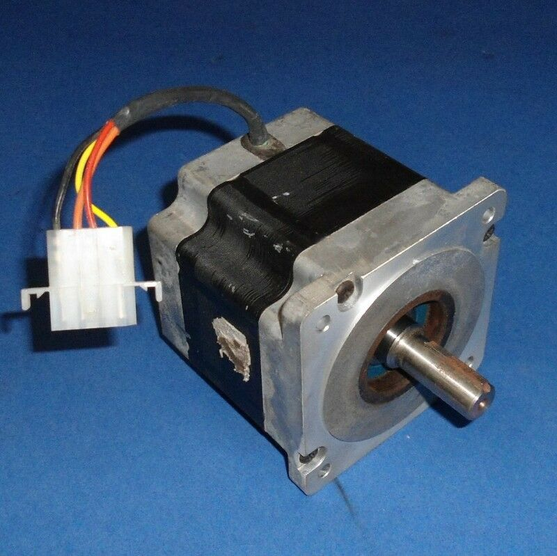 Pacific scientific 90w 1 8 degree powerpac dc stepper for Pacific scientific stepper motor