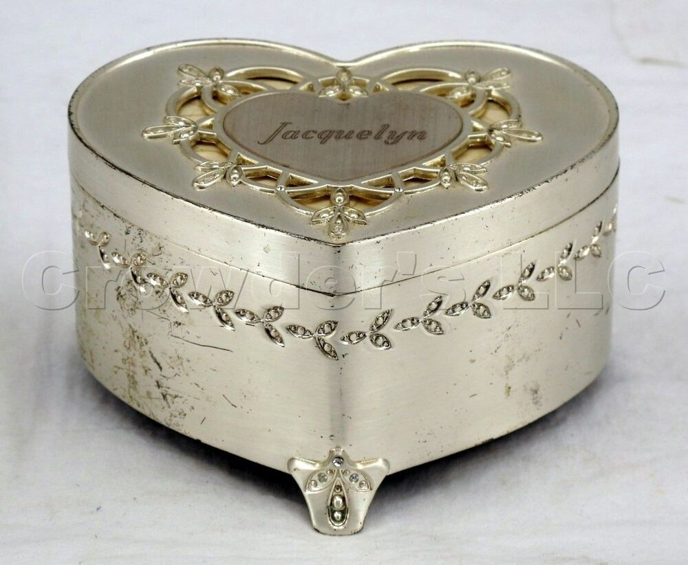 things remembered jewelry box things remembered swarovksi shaped keepsake 1127